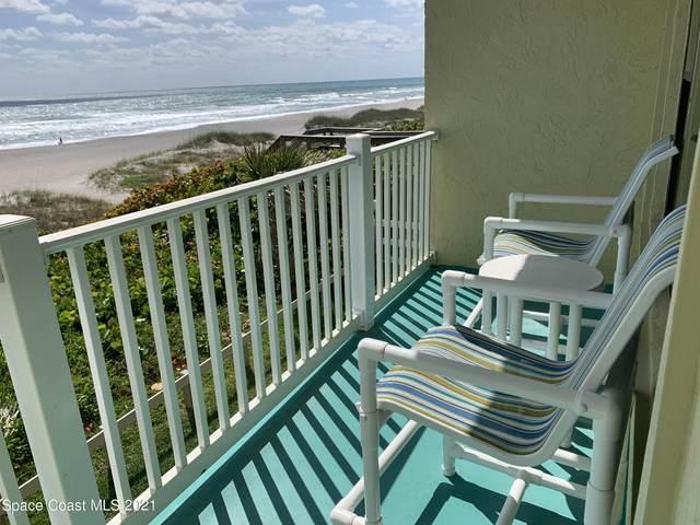 1441 S Miramar Avenue S #222, Indialantic, FL 32903 (MLS #903336) :: Blue Marlin Real Estate