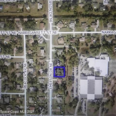 541 Emerson Drive NE, Palm Bay, FL 32907 (MLS #903349) :: Premier Home Experts