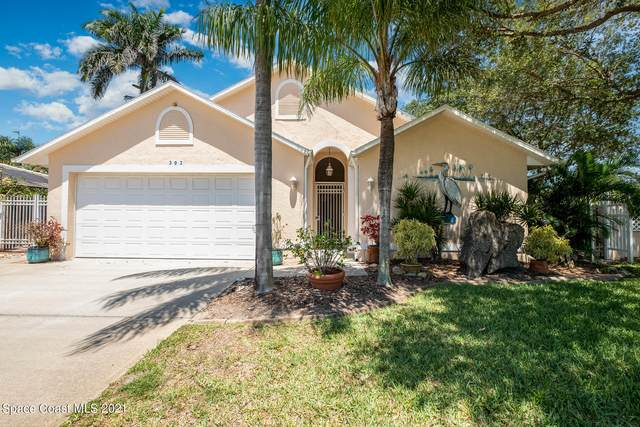 302 E Central Boulevard, Cape Canaveral, FL 32920 (MLS #903376) :: Premium Properties Real Estate Services