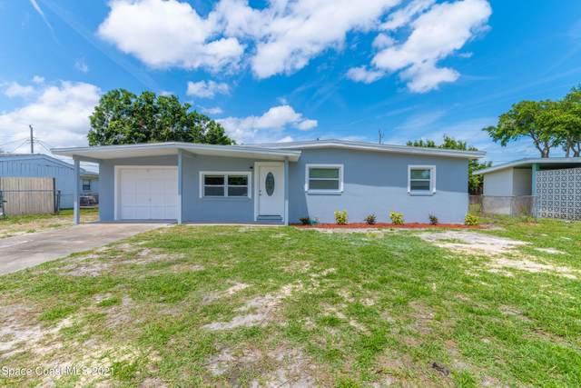 1336 Boxwood Drive, Melbourne, FL 32935 (MLS #903393) :: Premium Properties Real Estate Services
