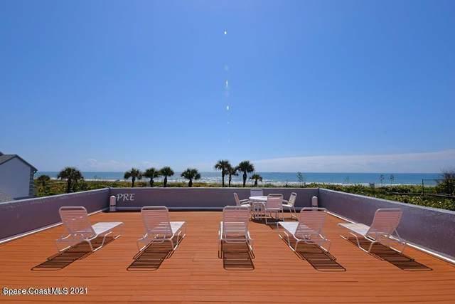 127 Ocean Park Lane #6, Cape Canaveral, FL 32920 (MLS #903398) :: Premier Home Experts