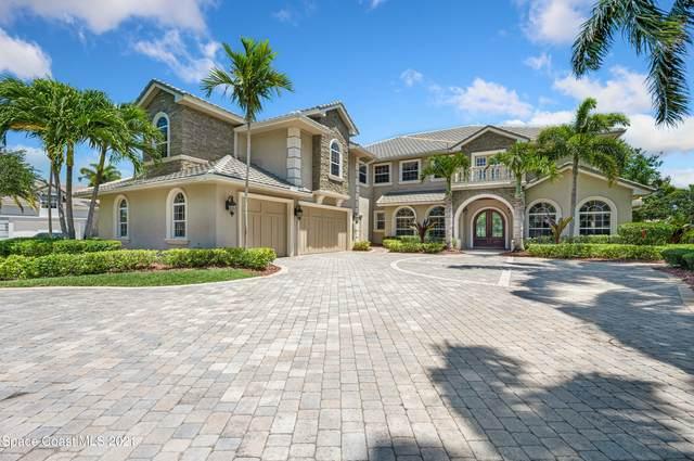 216 Lansing Island Drive, Indian Harbour Beach, FL 32937 (MLS #903409) :: Premium Properties Real Estate Services