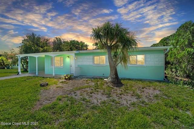 2331 Warwick Road, Melbourne, FL 32935 (MLS #903440) :: Premium Properties Real Estate Services