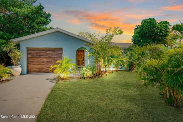 2148 Reef Avenue, Indialantic, FL 32903 (MLS #903450) :: Premium Properties Real Estate Services
