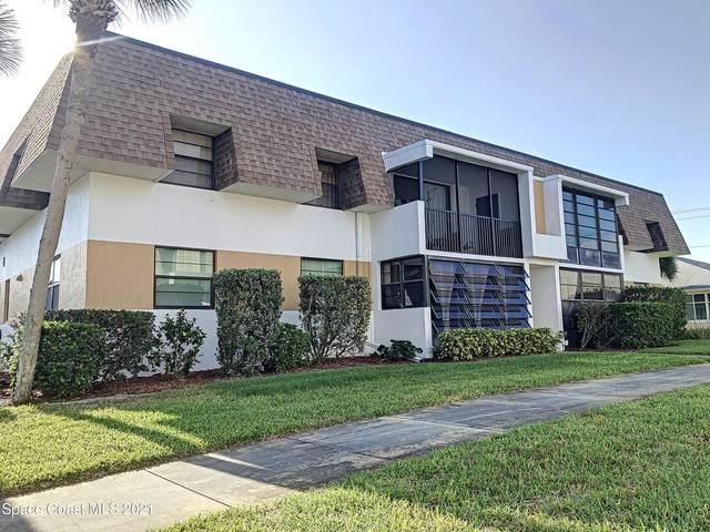 2700 N Highway A1a 4-203, Indialantic, FL 32903 (MLS #903454) :: Blue Marlin Real Estate