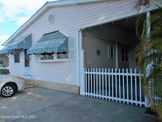 920 Laurel Circle, Sebastian, FL 32976 (MLS #903462) :: New Home Partners