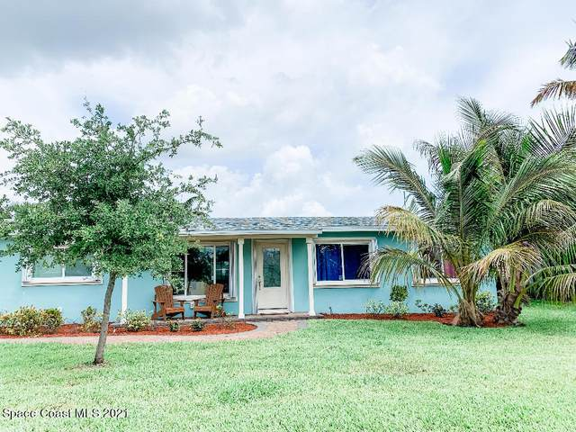 409 N Neptune Drive, Satellite Beach, FL 32937 (MLS #903465) :: Keller Williams Realty Brevard