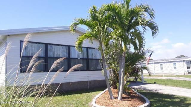 495 Tarpon Drive, Sebastian, FL 32976 (MLS #903472) :: Blue Marlin Real Estate
