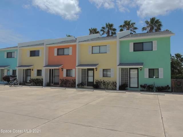 290 N 2nd Street #3, Cocoa Beach, FL 32931 (MLS #903495) :: Engel & Voelkers Melbourne Central