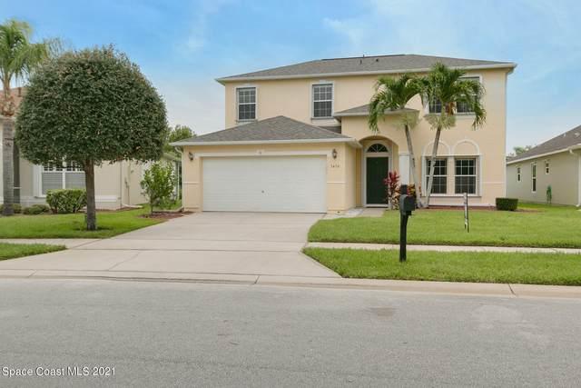3456 Hoofprint Drive, Melbourne, FL 32940 (MLS #903511) :: Premium Properties Real Estate Services