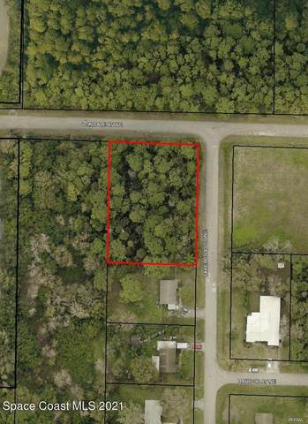 1582 Lakewood (Corner Of Londale) Drive NE, Palm Bay, FL 32905 (MLS #903515) :: Armel Real Estate