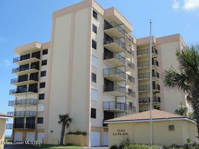 1343 Highway A1a 4D, Satellite Beach, FL 32937 (MLS #903542) :: Blue Marlin Real Estate