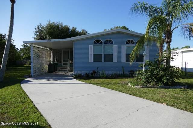 845 Tamarind Circle, Barefoot Bay, FL 32976 (MLS #903549) :: Blue Marlin Real Estate