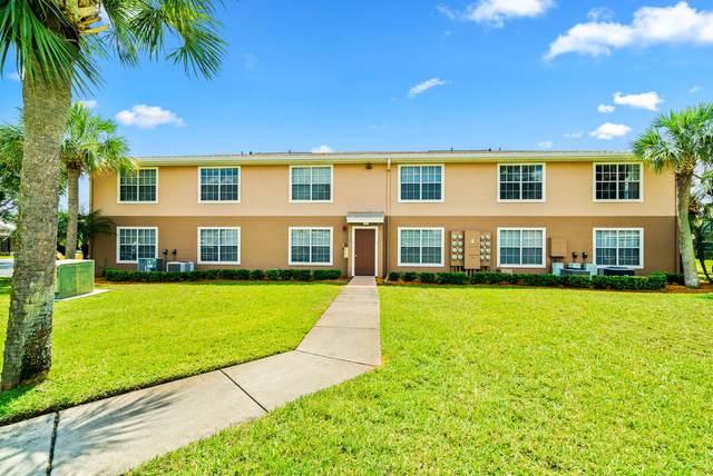 1810 Long Iron Drive #328, Rockledge, FL 32955 (MLS #903553) :: Blue Marlin Real Estate