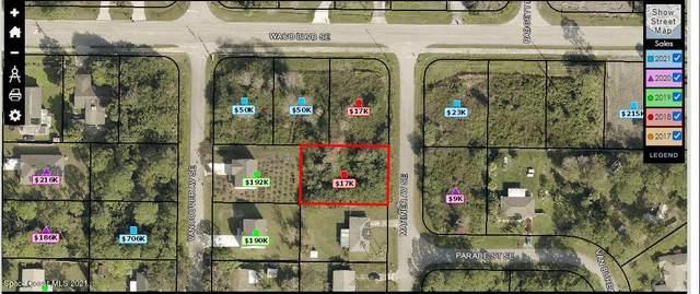 1306 SE Mariner Avenue SE, Palm Bay, FL 32909 (MLS #903596) :: Armel Real Estate