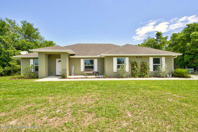 6135 Dixie Way, Mims, FL 32754 (MLS #903611) :: Blue Marlin Real Estate