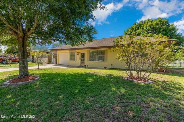 1641 Timber Way, Melbourne, FL 32935 (MLS #903614) :: Blue Marlin Real Estate