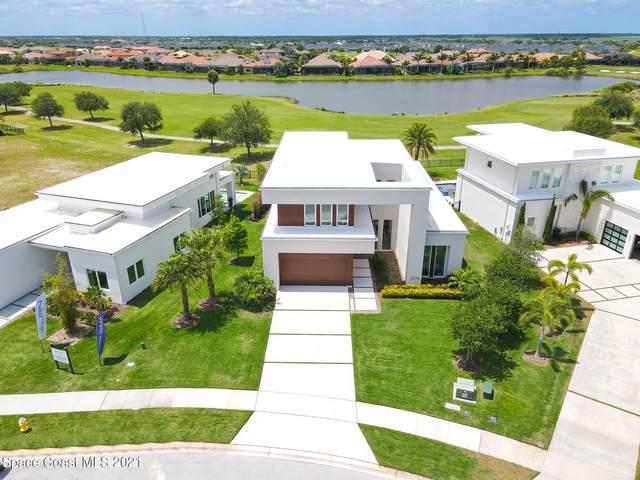 6314 Modern Duran Drive, Melbourne, FL 32940 (MLS #903623) :: Blue Marlin Real Estate
