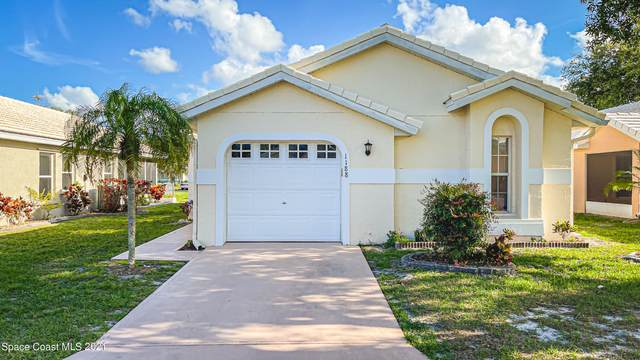 1188 Goldenrod Circle NE, Palm Bay, FL 32905 (MLS #903628) :: Premium Properties Real Estate Services