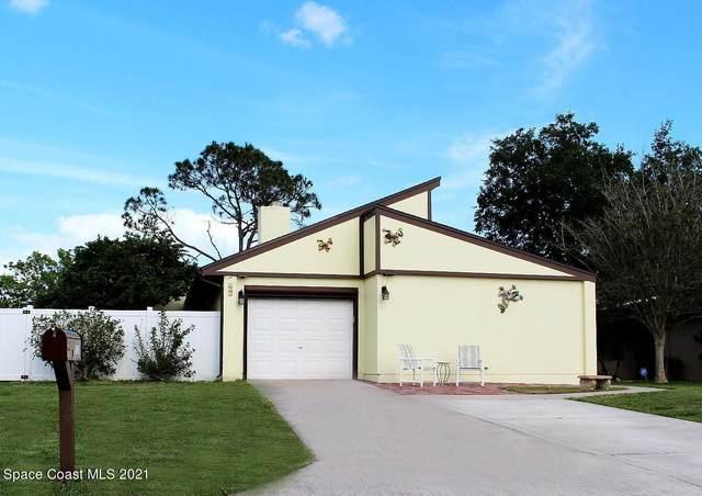 133 Woodside Drive, Melbourne, FL 32940 (MLS #903632) :: Blue Marlin Real Estate