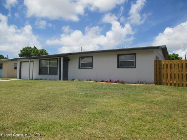 2188 Leewood Boulevard, Melbourne, FL 32935 (MLS #903634) :: Blue Marlin Real Estate