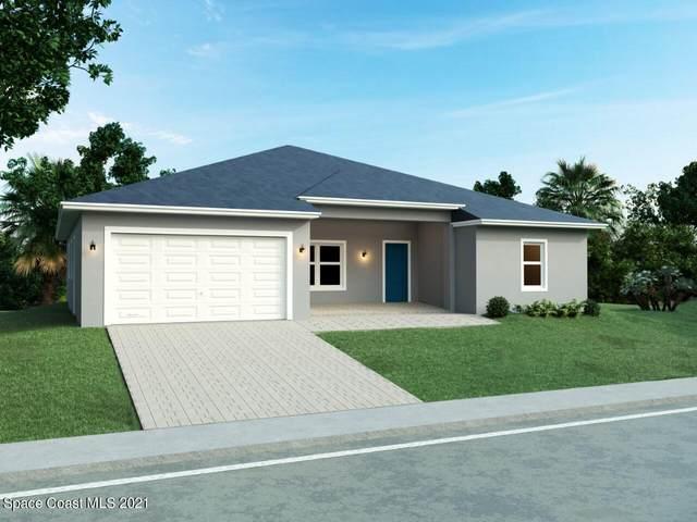 342 Copenhaver Avenue NE, Palm Bay, FL 32907 (MLS #903635) :: Premier Home Experts