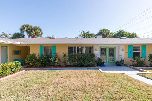 901 S Palm Avenue, Indialantic, FL 32903 (MLS #903651) :: Blue Marlin Real Estate