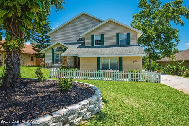 3205 Treetop Drive, Titusville, FL 32780 (MLS #903665) :: Premium Properties Real Estate Services