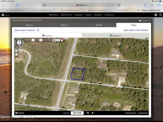 0000 SW Corner Degroodt & Labra Rd, Palm Bay, FL 32908 (MLS #903668) :: Armel Real Estate