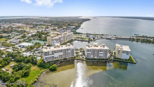 480 Sail Lane #705, Merritt Island, FL 32953 (MLS #903684) :: Blue Marlin Real Estate