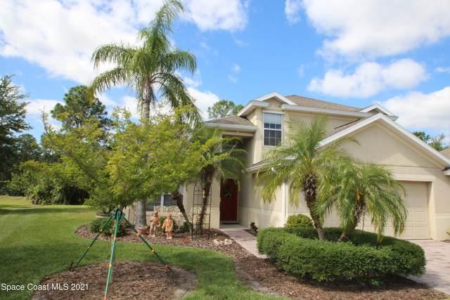 292 Abernathy Circle SE, Palm Bay, FL 32909 (MLS #903686) :: Blue Marlin Real Estate