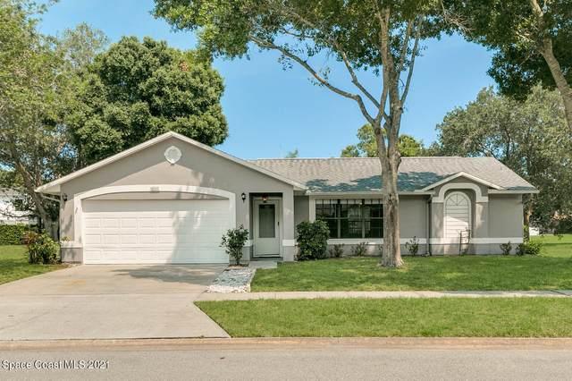4585 Sweet Bay Avenue, Melbourne, FL 32935 (MLS #903703) :: Blue Marlin Real Estate