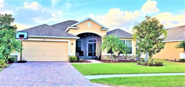 219 Broyles Drive, Palm Bay, FL 32909 (MLS #903704) :: Blue Marlin Real Estate