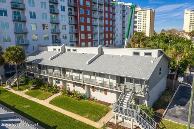 2012 Grant Place #202, Melbourne, FL 32901 (MLS #903709) :: Premium Properties Real Estate Services