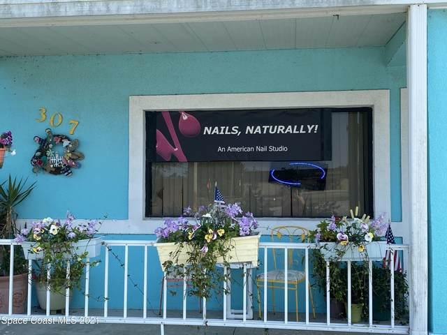 307 Barefoot Boulevard #103, Barefoot Bay, FL 32976 (MLS #903710) :: Blue Marlin Real Estate