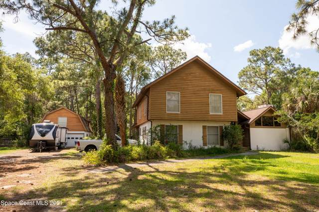 1580 Masters Road NW, Palm Bay, FL 32907 (MLS #903715) :: Premium Properties Real Estate Services