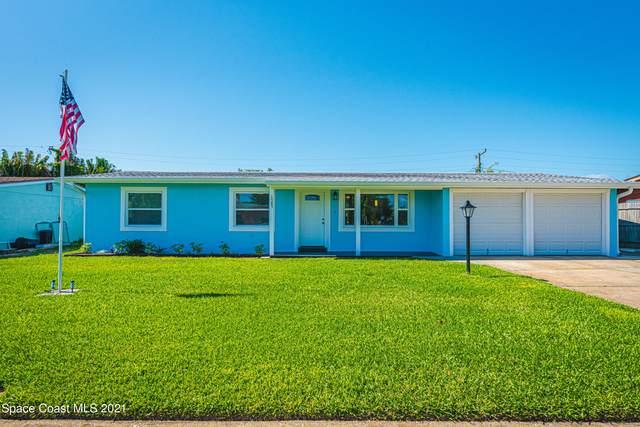 1585 Plum Avenue, Merritt Island, FL 32952 (MLS #903721) :: Premium Properties Real Estate Services