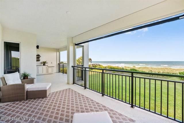 1915 S Atlantic Avenue #202, Cocoa Beach, FL 32931 (MLS #903747) :: Engel & Voelkers Melbourne Central