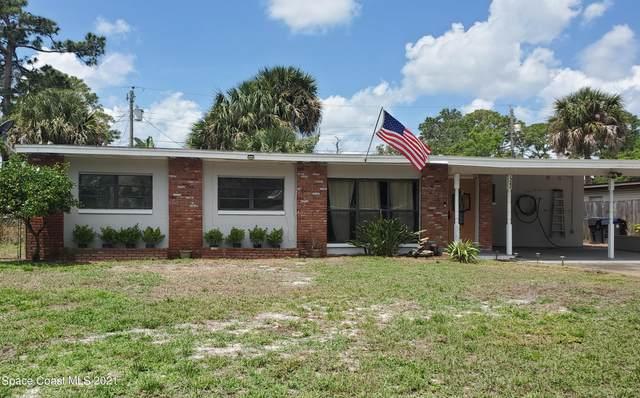 3240 Citrus Court, Titusville, FL 32780 (MLS #903755) :: Blue Marlin Real Estate