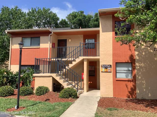2334 Golf Lake Circle #421, Melbourne, FL 32935 (MLS #903757) :: Premium Properties Real Estate Services