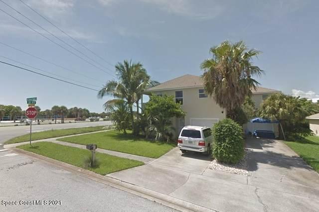 105 & 109 Ocean View Lane, Indialantic, FL 32903 (MLS #903758) :: Blue Marlin Real Estate