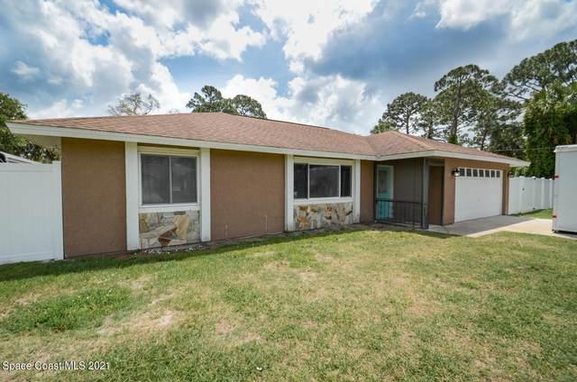 7005 Bismarck Road, Cocoa, FL 32927 (MLS #903782) :: Premium Properties Real Estate Services