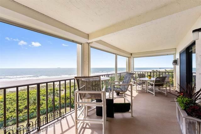 545 Garfield Avenue #504, Cocoa Beach, FL 32931 (MLS #903785) :: New Home Partners