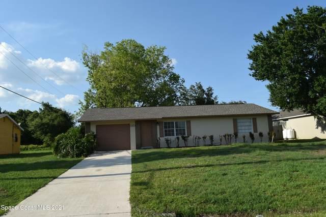 3769 Jupiter Boulevard SE, Palm Bay, FL 32909 (MLS #903789) :: Blue Marlin Real Estate
