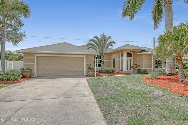 703 Peregrine Drive, Indialantic, FL 32903 (MLS #903791) :: Blue Marlin Real Estate