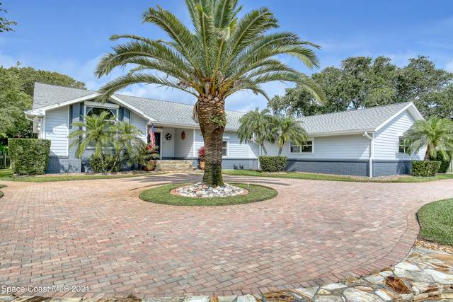 4050 Libby Court, Merritt Island, FL 32952 (MLS #903792) :: Blue Marlin Real Estate