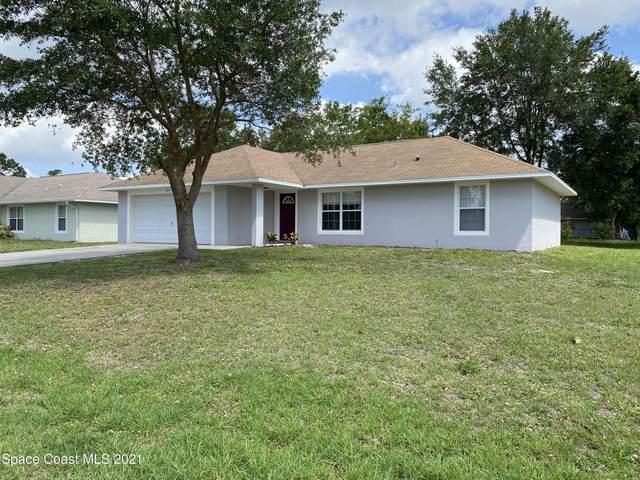 457 Brookedge Street NE, Palm Bay, FL 32907 (MLS #903797) :: Premier Home Experts