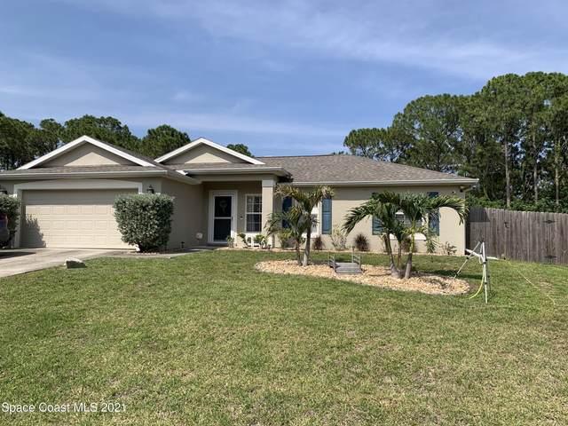 1841 Warton Avenue SE, Palm Bay, FL 32909 (MLS #903798) :: Armel Real Estate
