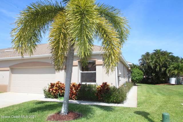 45 Sorrento Court, Satellite Beach, FL 32937 (MLS #903801) :: Blue Marlin Real Estate