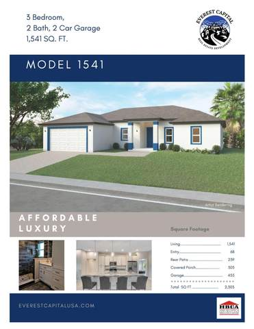 3120 Eldron Boulevard SE, Palm Bay, FL 32909 (MLS #903806) :: Armel Real Estate